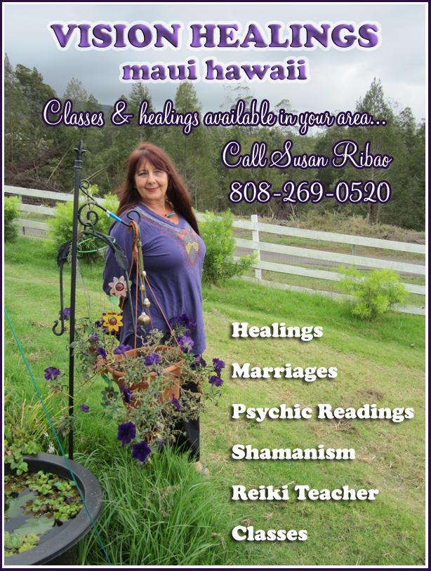 visionary healer maui hawaii