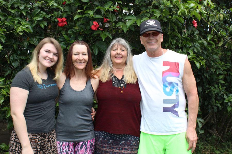 family retreat maui