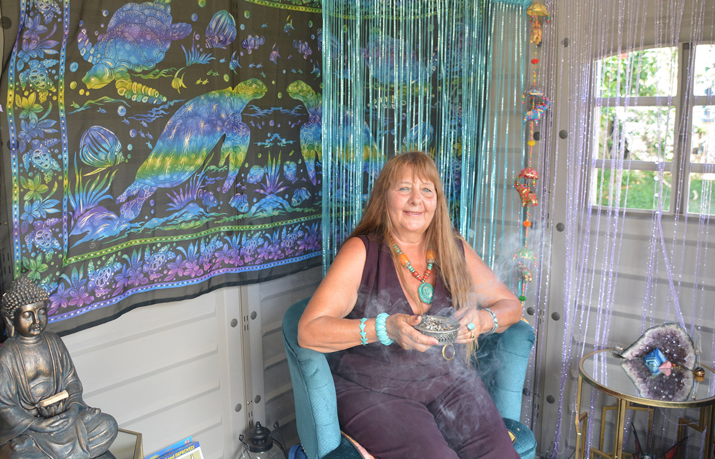 spiritual psychic reader